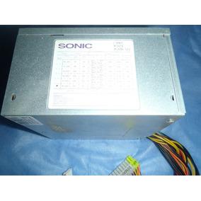 Fuente De Poder Sonic Pl600