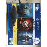 Sony Playstation 4 Slim 1tb Hits