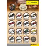 Coleccion Autos De Epoca Del Comercio (vende Completo)