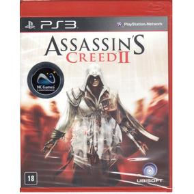 Assassins Creed 2 Ps3 Original Mídia Física Lacrado