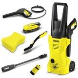 Lavadora Alta Pressão 1600 Libras K2 + Kit Limpeza Karcher