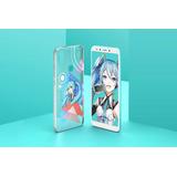 Hatsune Miku Xiaomi 6x Edición Especial Teléfono Celular