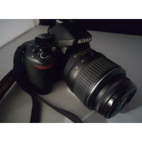 Nikon D5200 + Lente 18-55mm + Accesorios