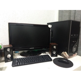 Computador Desktop. 4g Ram E 400 Hd