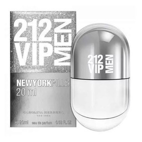 Perfume Carolina Herrera 212 Men 20ml Edt + 212 Sexy Men - Perfumes ... f8e89cf116