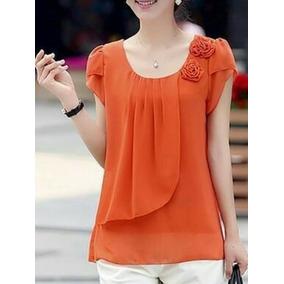 5918f1cbd7066 Blusas Ultima Moda - Blusas de Mujer en Mercado Libre Venezuela