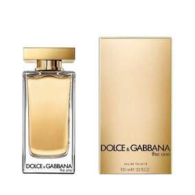 Perfume The One Woman - 100ml - D&g - Dolce & Gabbana