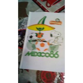 Replica Do Album Copa Do Mundo 86 Snoop Elma Chips