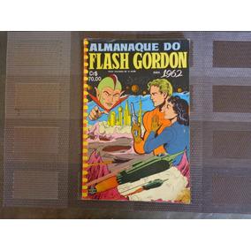 Almanaque Flash Gordon Rge 1962 Original Mb Frete Grátis