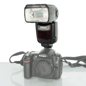 Flash Nikon Sb900 Original Nuevo Con Garantia