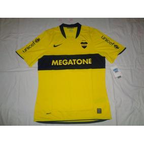 Camiseta De Boca Juniors 2008/09 Tela De Juego