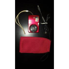 Camera Digital Lg 12.1 Megapixle Vermelha