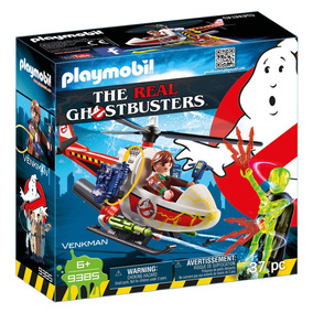 Playmobil Ghostbusters - The Real Ghostbusters - Venkman - 9