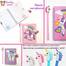 Diario Unicornio En Mercado Libre Mexico