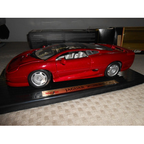 Miniatura Do Jaguar Xj220 Escala 1/18 Marca Maisto