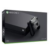 Consola Xbox One X Uhd 4k 1 Control
