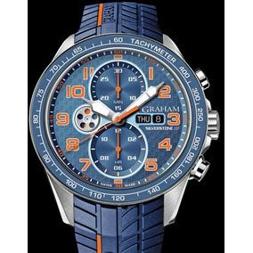 3f82237d2ba Vendo Relogio Graham (replica) - Relógio Masculino no Mercado Livre ...