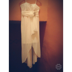 Vestidos novia cortos usados