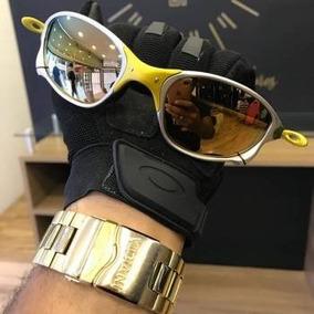 726008c4238d0 Juliet 24k Gold - Óculos De Sol Oakley Juliet no Mercado Livre Brasil