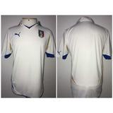 Camisa Oficial Puma Itália Away 2010 - Tam M