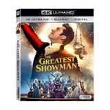 The Greatest Showman 4k Ultra Hd + Blu-ray Nuevo Original