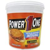 Pasta De Amendoim Crocante (4kg) Power One