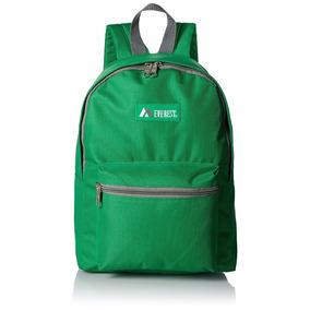 Mochila Everest Basic Backpack Verde