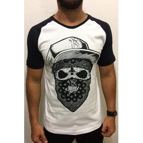 c208f0a91d Camisetas Adidas Swag - Camisetas e Blusas no Mercado Livre Brasil