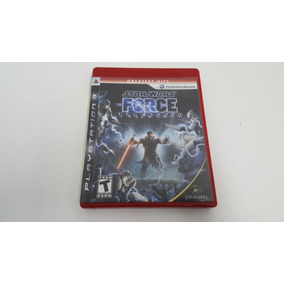 Star Wars The Force Unleashed 1 - Ps3 - Original