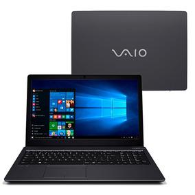 Notebook Vaio Core I5-7200u 4gb 1tb Intel Optane 16gb 15.6 F