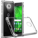 Capa Case Anti Impacto Anti Shock Moto G5 S Plus Xt1802