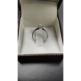 Anel Solitario Diamante Tiffany - Anel Solitário no Mercado Livre Brasil 95039cb62e