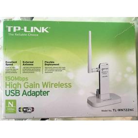 Antena Usb Wireless Tp-link Tl-wn722nc Nueva