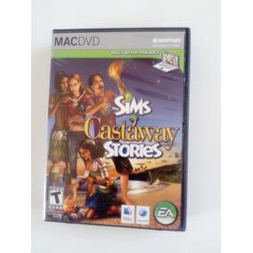 Juego The Sims Castaway Para Mac (fisico)