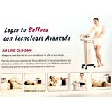 Aina Electroestimulador Celulitis Adelgaza, Rejuvenece, Sana
