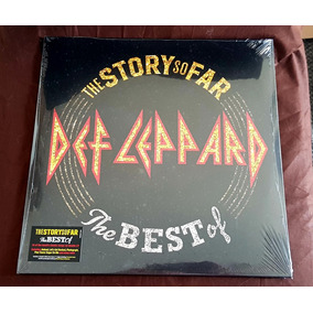 Def Leppard - The Story So Far 2lps + 7 Single