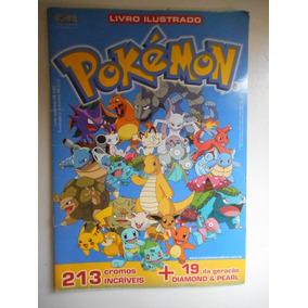 Álbum Pokémon - Editora Online - 2008 #2