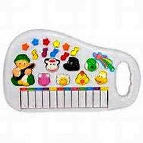Piano Musical De Animais Ia Ia Oh E Incluso Pilhas