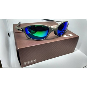 76ef2a560 Oculos Oakley Juliet 24k Esmeralda - Óculos De Sol no Mercado Livre ...