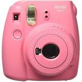 Camara Instantanea Fujifilm Instax Mini 9 - Flamingo Rosa