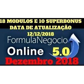 Curso Fórmula Negócio Online+afiliado Orgânico+30 Cursos