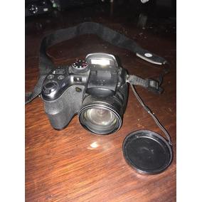 Câmera Digital Ge X400 Preta 14.1mp Zoom Óptico 15x, Lcd 2.7