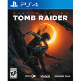 Shadow Of The Tomb Raider Ps4 Square Enix