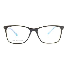 Armaçao De Oculos Feminino Quadrado - Óculos Verde no Mercado Livre ... 8846e20654