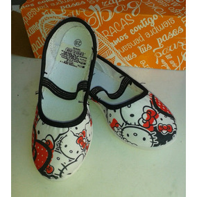 ed0c173d1a Zapatos Nuevos Para Niñas De Princesas Y Hellokitty 17milsob