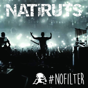 Natiruts No Filter Cd Nuevo Reggae Brasil Original