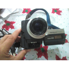 Camara Filmadora Sony Usada