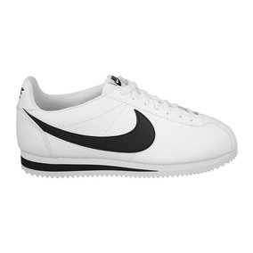 0d13c5b41d1 Zapatillas Nike De Cuero Blancas Hombres - Ropa y Accesorios en ...