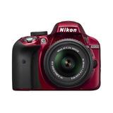 Slr Digital Nikon D3300 24.2 Mp Cmos Con Foco Auto - S Dx Ni