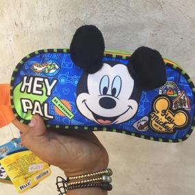 Cartuchera Escolar Disney Ruz Mickey Mouse 02 Envío Gratis